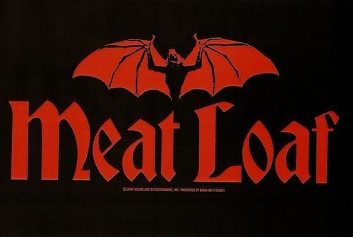 Meat Loaf logo to play at Ruth Eckerd Hall
