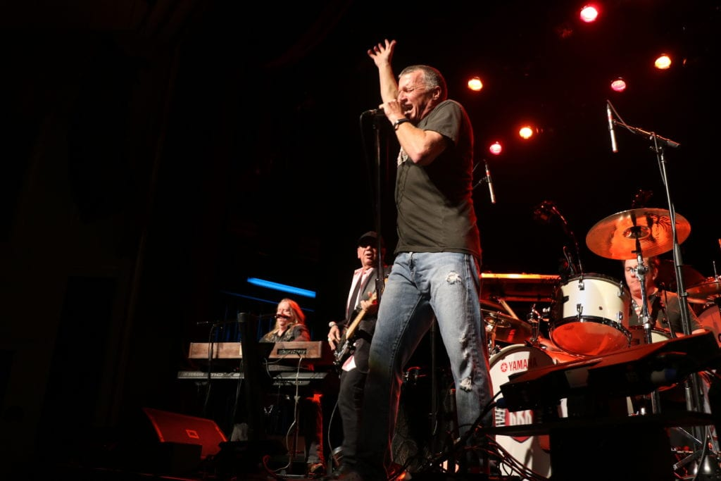 Greg Billings Band Performs live at Ruth Eckerd Hall
