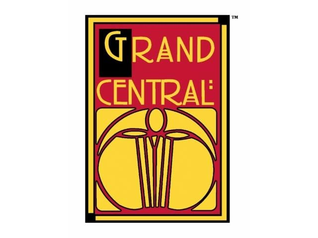 Grand Central District in St Petersburg logo
