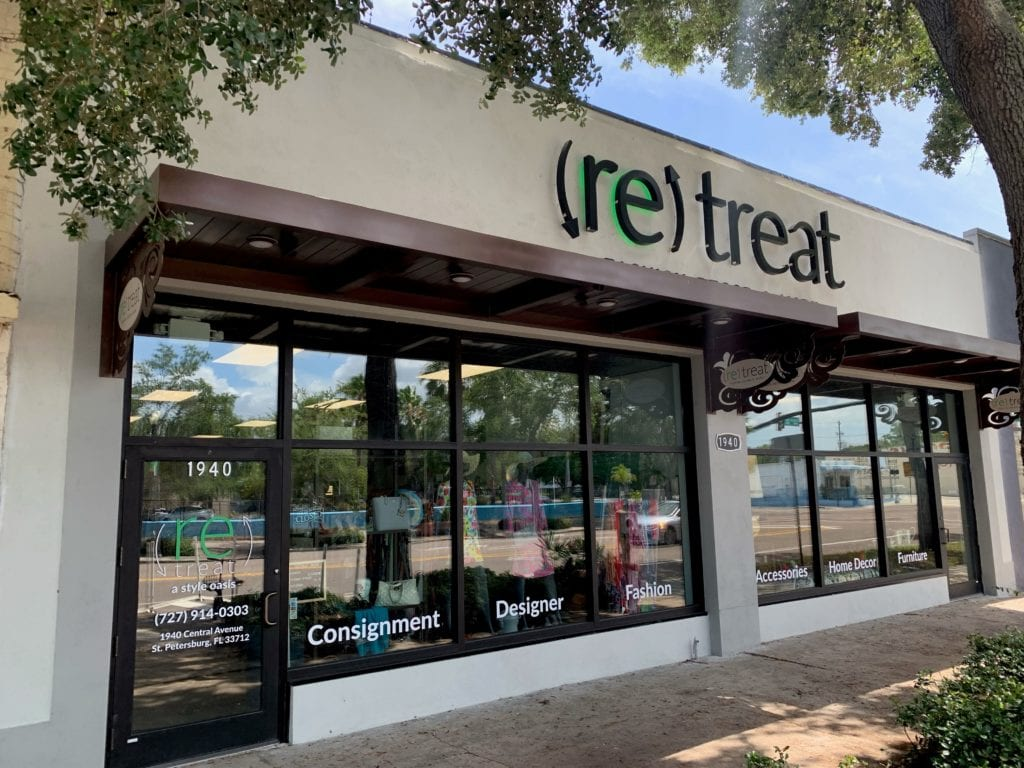re (treat) storefront