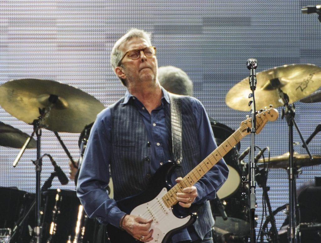 Eric Clapton come to Tampa Bay