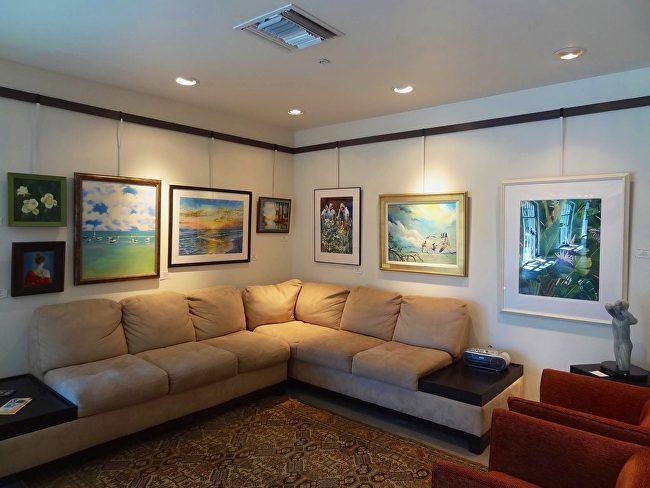 Sterling Art Studios and Gallery getting ready for the 'Very Big Art' Show