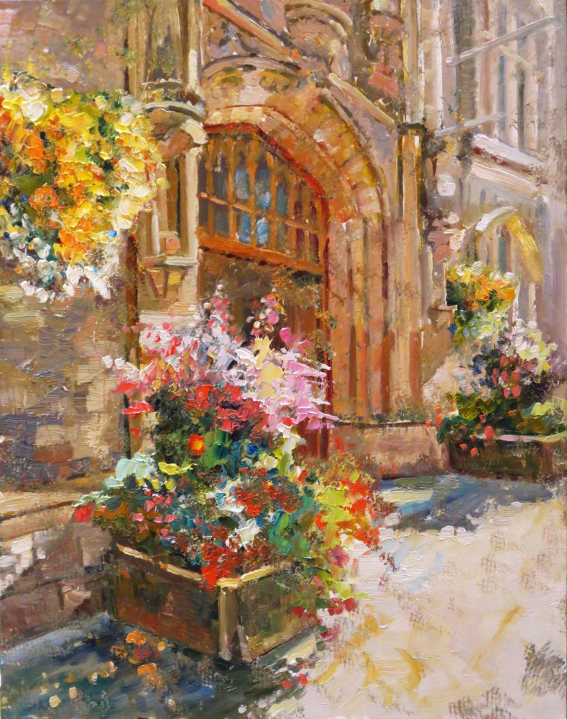 Artists, collectors and art enthusiasts will find an unparalleled collection of traditional oil paintings representative of the high quality of work being produced by the nationally and internationally acclaimed group of oil painters in this exhibition.