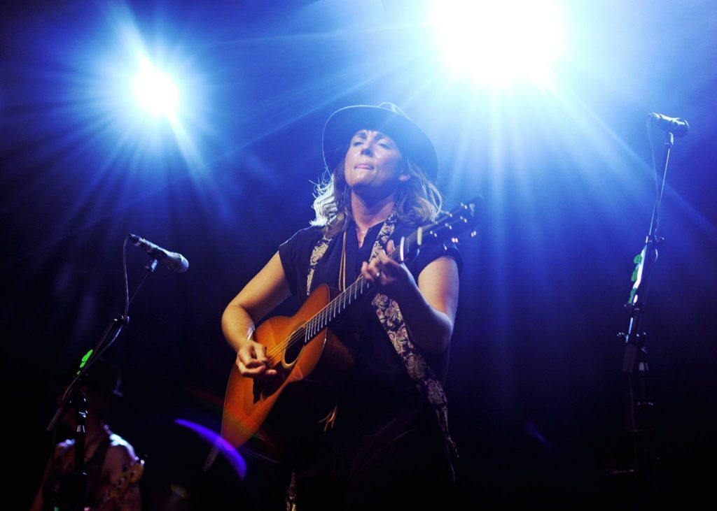 Brandi Carlile has been one of the many great acts to perform over the last 42 years of the Clearwater Jazz Holiday