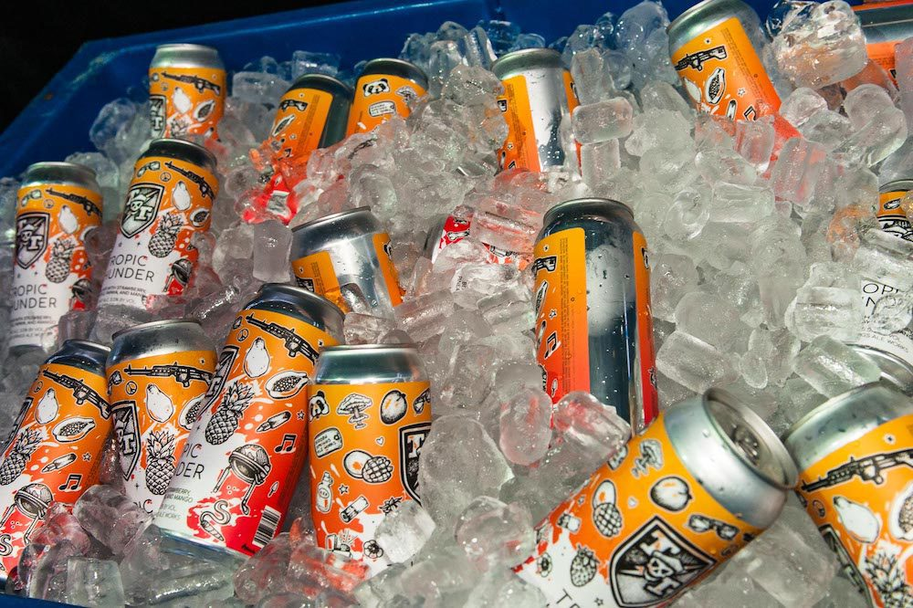 Bolt Brew Fest at AMALIE Arena include in LIGHTNING LAUNCH WEEKEND