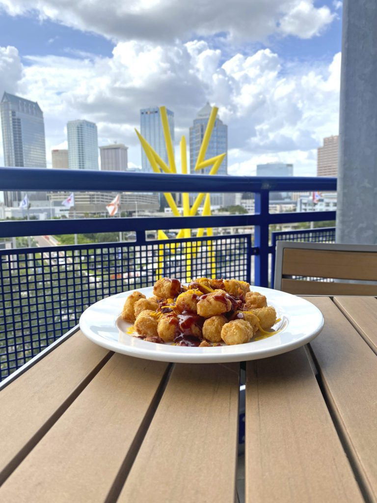 AMALIE Arena announced several new food and beverage initiatives to celebrate the start of the Tampa Bay Lightning's new season.
